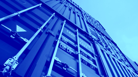 Looking up at a container SYTI whitepaper