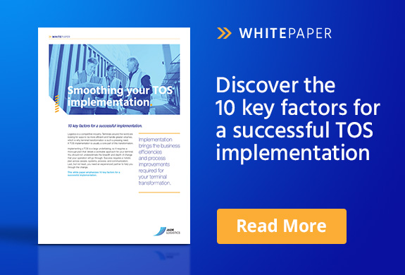 advert promoting Smoothing your TOS Implementation white paper